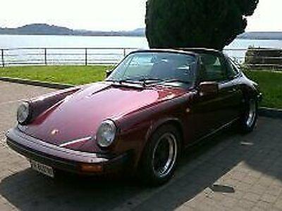 usata Porsche 911SC TARGA 3.0 gabrio