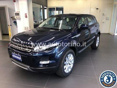 usata Land Rover Range Rover evoque EVOQUE 2.2 sd4 Prestige 190cv 5p auto 9m