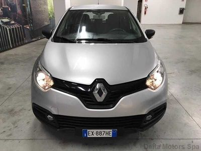usata Renault Captur 1.5 dCi 8V 90 CV Start&Stop Wave del 2014 usata a Ancona