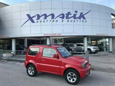 usata Suzuki Jimny 1.5 ddis cat 4wd jlx diesel