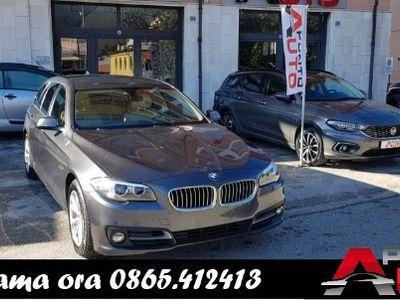 usata BMW 525 Serie D XDRIVE PELLE- NAVI- XENO- FULL