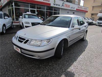 "usata Saab 9-5 2.2 Turbodiesel Tid Linear -""perfetta""- Da Vetrina Usato"
