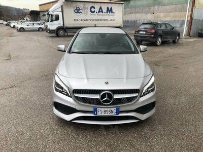 second-hand Mercedes CLA200 Shooting Brake d Premium del 2018 usata a Pesaro