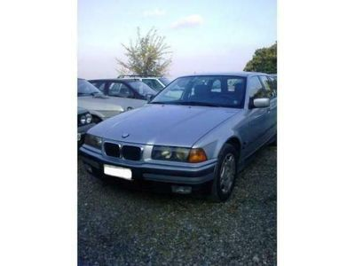 usata BMW 318 Serie 3 Touring tds Turbodiesel CAT