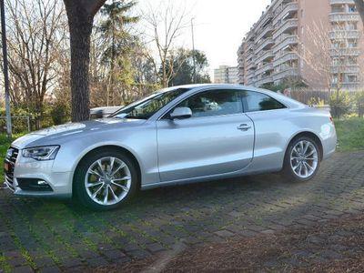 usata Audi A5 coupe 3.0 tdi quattro s-tronic - 2013