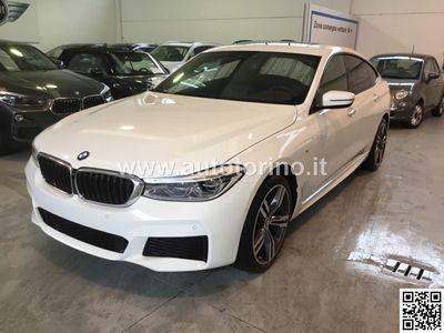 begagnad BMW 630 SERIE 6 GRAN TURISMO D XD GRAN TURISMO 183KW M Sport