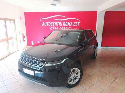 usata Land Rover Range Rover evoque 2.0D I4 180CV AWD Business Ibrida Virtual