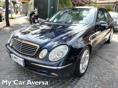 usata Mercedes E280 CDI cat Avantgarde