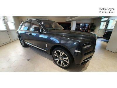 usata Rolls Royce Cullinan Cullinandel 2020 usata a Roma