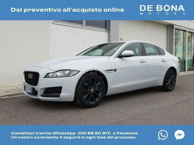usata Jaguar XF 2.0d Prestige Business edition 180cv aut