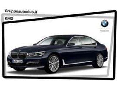 usata BMW 730L Serie 7 d xDrive Eccelsa