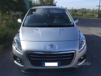 brugt Peugeot 3008 1.6 hdi 115cv allure-navi-sensori
