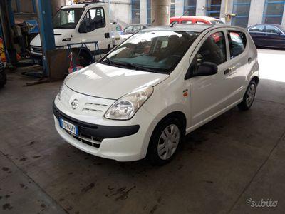 usado Nissan Pixo ECO ACTIVE GPL NUOVA SOLO 60 MILA KM