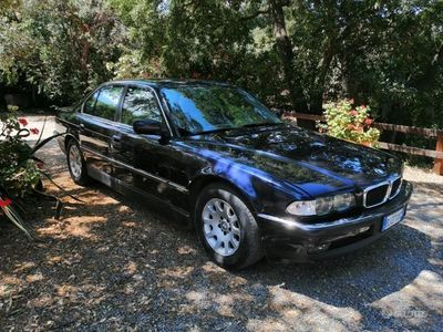 usata BMW 2000 Serie 7 (E38) -