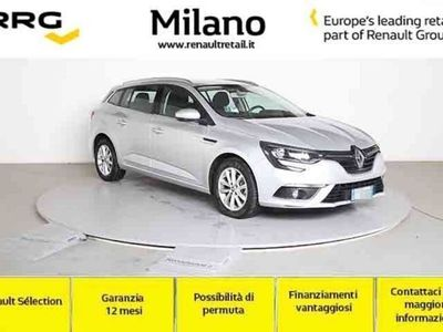 second-hand Renault Mégane Sporter dCi 8V 110 CV Energy Business