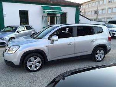 usata Chevrolet Orlando 2.0 D 163CV LTZ 7 POSTI IVA NAVI KAMERA Diesel