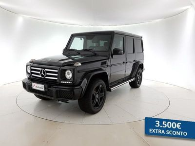 usata Mercedes G350 CLASSE Gd G Force 245cv auto