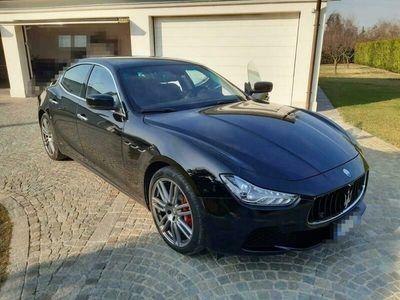 usata Maserati Ghibli v6 - km: 26987!