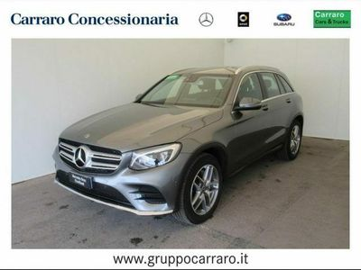 usata Mercedes GLC250 GLC 250d Premium 4matic auto