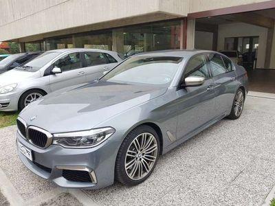 usata BMW 550 MSport XDrive Auto TAGLIANDI E KM CERTIFICATI