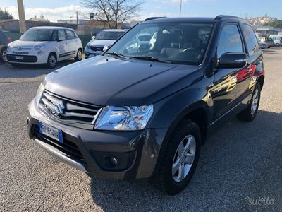 usata Suzuki Grand Vitara 1.9 DDiS 3 porte Evolution