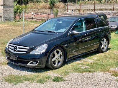 usata Mercedes R350 4Matic GPL motore fusso cell.+39 3891845331