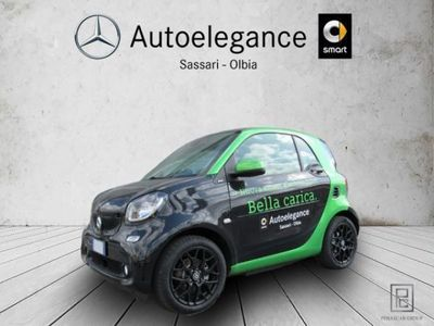 used Smart ForTwo Electric Drive Passion