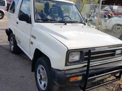 usata Daihatsu Rocky 1.6i cat Resin-top SX