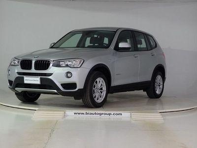 brugt BMW X3 xDrive 20d Business aut.