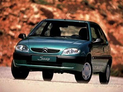usata Citroën Saxo 1.1i cat 3 porte Elegance