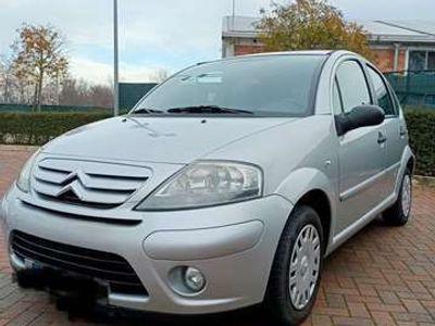 usata Citroën C3 METANO, per neopatentati!