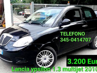 usata Lancia Ypsilon 1.3 multijet ORO 2010