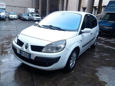 usado Renault Scénic Grand 1.9 dci 130cv 7 posti EX TAXI