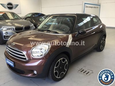 used Mini Cooper Paceman PACEMAN 1.6