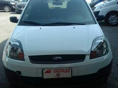 used Ford Fiesta 1.4 TDCi 3p. Van