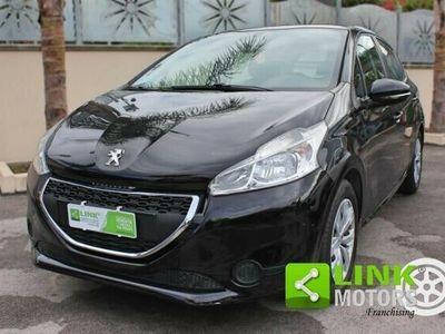 usata Peugeot 208 1.2 82 CV 5P. Active POCHI KM - GPL
