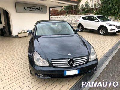 używany Mercedes CLS350 usato