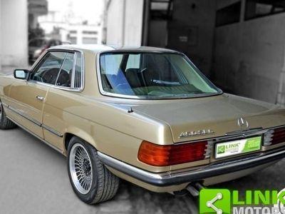używany Mercedes 450 SLC 1974 BELLISSIMA
