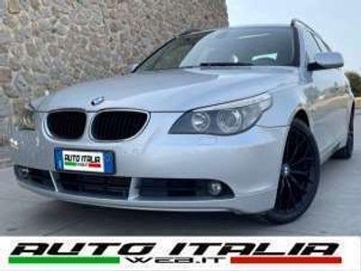 usata BMW 530 D NAVIGATORE+TETTO APRIBILE+SEDILI RISCALDABILI Diesel