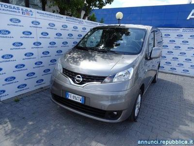 usata Nissan Evalia nv2001.5 dci 110 cv n-tec diesel