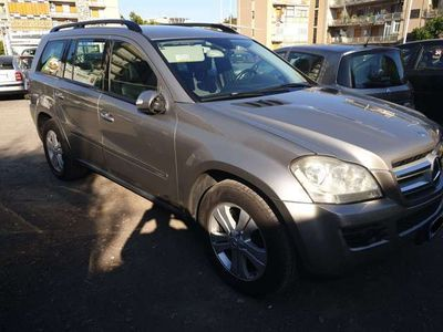 usata Mercedes GL320 CDI cat Chrome 7