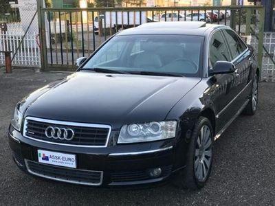 usata Audi A8L 4.2 quattro Langversion GPL