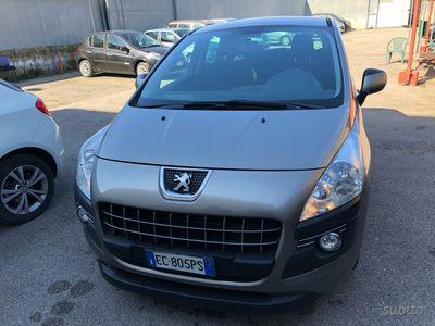 usado Peugeot 3008 1.6 Hdi 2010