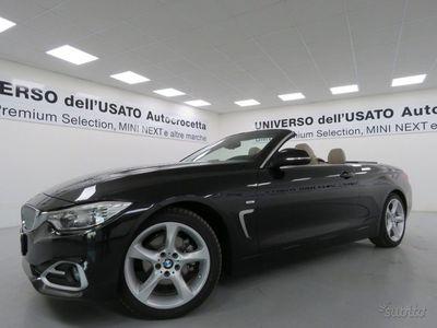 usado BMW 420 d Cabrio Modern Auto EURO 6