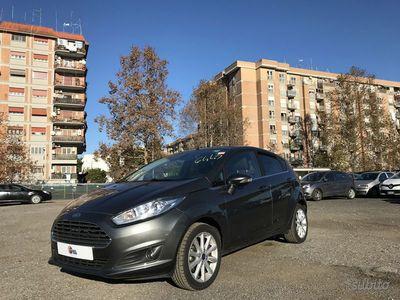 usado Ford Fiesta 1.5 TDCi 95 CV 5p. Titanium