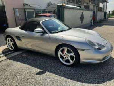usata Porsche Boxster 2.7i 24V 228CV NAVY DVD SPORT DESIGNE!! Benzina