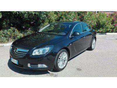 usata Opel Insignia 2.0 BiTurbo CDTI 195cv_4 p. Cosmo_BERLINA Diesel