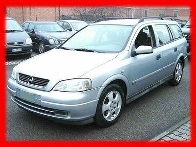 usata Opel Astra 2.0 16V DTI cat Station Wagon CDX (COMMERCIANTI) rif. 13470644
