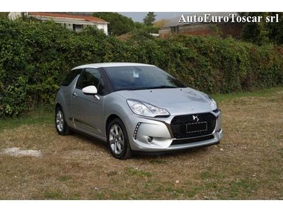 usata DS Automobiles DS3 DS3 PureTech 82 So Chic