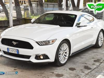 käytetty Ford Mustang coupe 2.3 ecoboost 317cv